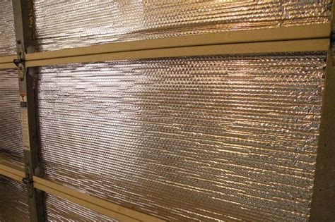 insulation for garage doors how to insulate a garage door diy garage insulation