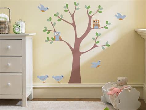 wall decor baby nursery sweet nature wall decal modern nursery decor