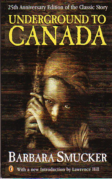 my picture book canada underground to canada chapter 15