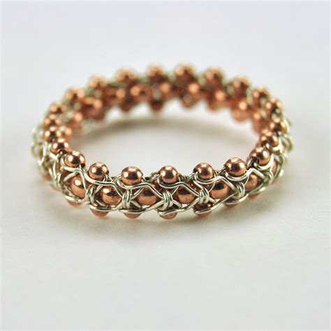 jewelry to make biker chain chic ring how to make wire jewelry by