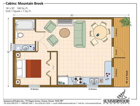 guest cabin floor plans studio plan modern casita house plan one bedroom studio
