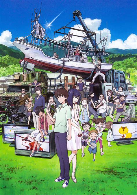 summer wars summer wars fanart fanart tv