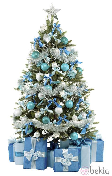 arbol de navidad 193 rbol de navidad azul y plata fotos de navidad en bekia