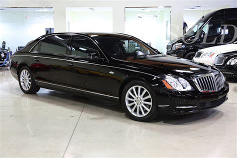 Maybach Exelero For Sale by 2012 Maybach Landaulet 62s Convertible For Sale 62269 Mcg