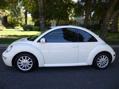 Used Volkswagens For Sale By Owner used 2004 volkswagen beetle for sale by owner in wichita