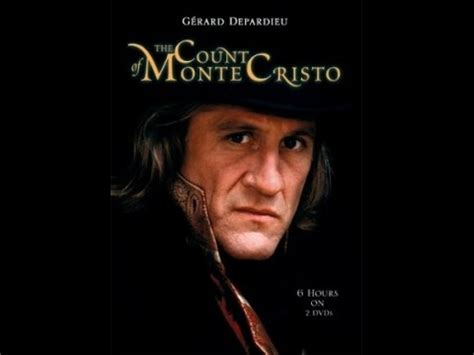 le comte de monte cristo 1998 g 233 rard depardieu