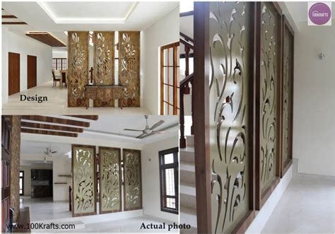 partition design image result for wooden partition designs between living