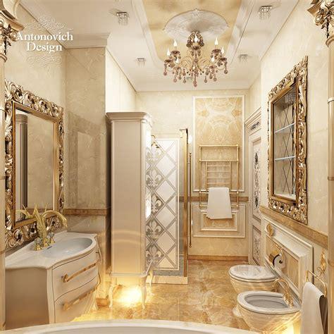bathroom home design luxury house project by antonovich design