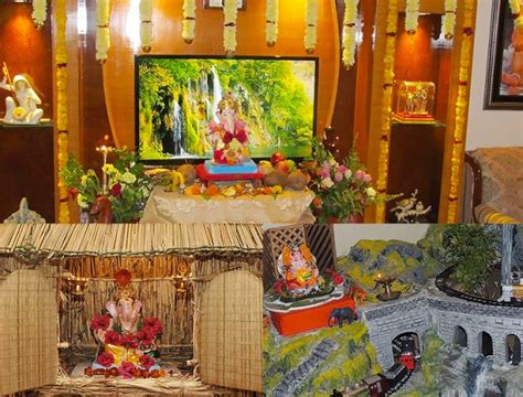 eco decorations eco friendly home decoration for ganesha the royale