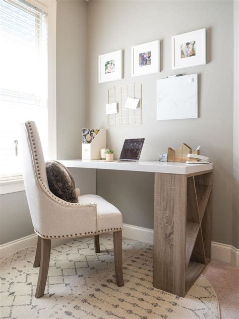 how to fit a desk in a small bedroom best 25 small office design ideas on