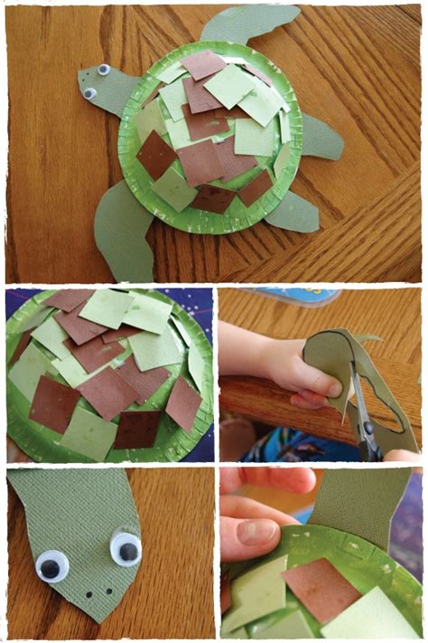 turtle paper craft 1000 ideas about sea turtle crafts on turtle