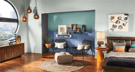 behr paint colors loft space color inspiration from behr