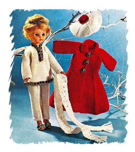 free sindy doll knitting patterns sindy fashion doll vintage knitting pattern