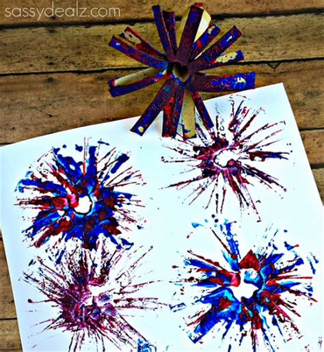 fireworks crafts 30 activities for 4th of july totschooling toddler