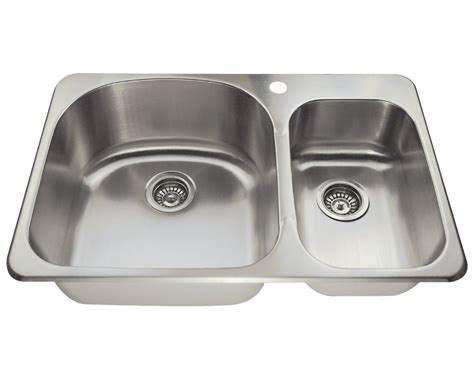 stainless steel kitchen sinks top mount t3121l topmount offset stainless steel kitchen sink