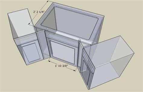 corner sink base kitchen cabinet home design living room corner kitchen sinks