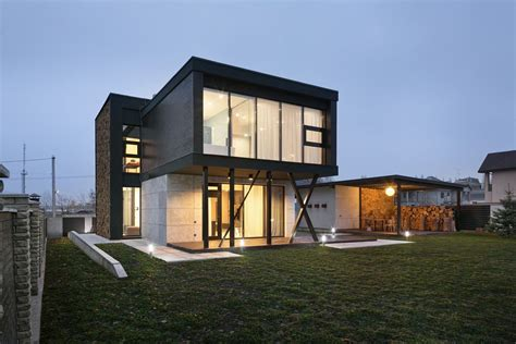 architecture house design contemporary box houses design by sergey makhno in kiev