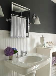 bead board in bathroom beadboard bathroom walls design ideas