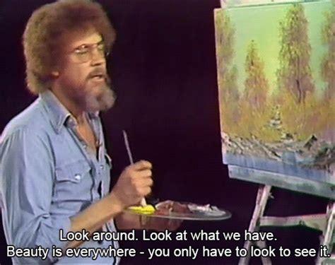 bob ross painter quotes bobross