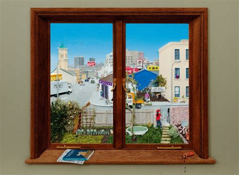 window picture book 家园 belonging jeannie baker cut outs