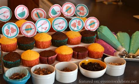 baking birthday events to celebrate