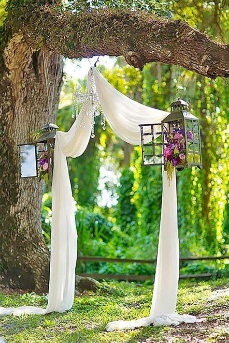 backyard wedding decoration ideas on a budget 25 best ideas about backyard wedding decorations on