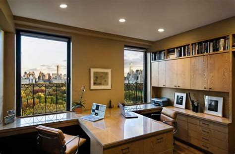 2 desk office layout how to design a home workspace for two
