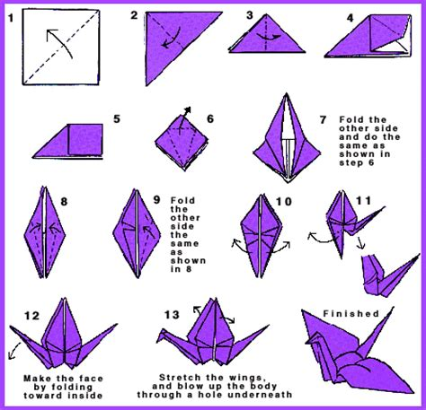 how to make an origami s origami paper crane