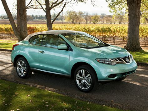 the nissan murano crosscabriolet will be a future