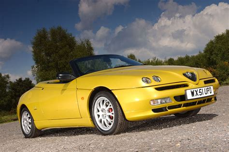 Used Alfa Romeo Spider by Used Car Buying Guide Alfa Romeo Spider Autocar