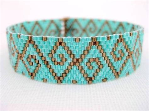 peyote bead bracelet patterns peyote stitch beading a tutorial for getting started