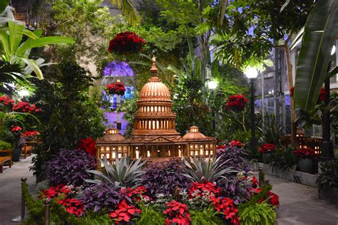 washington botanic garden exhibits united states botanic garden