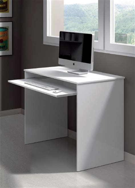 small computer desk milan small white computer desk for small spaces