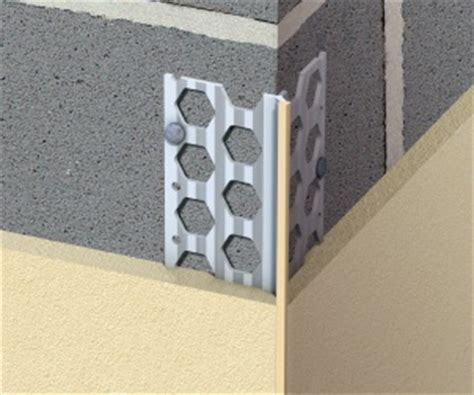 how to cut corner bead different types of used for rendering external