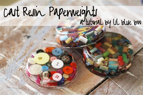 resin craft projects cast resin paperweights coasters a tutorial