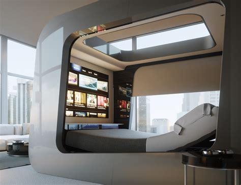 Bedroom Accessories For Men hican revolutionary smart bed 187 gadget flow