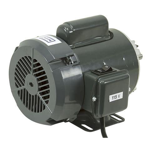Marathon Ac Motor by 1 2 Hp 3450 Rpm 115 230 Vac Marathon Motor 5kc36ln4003y