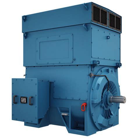 Large Electric Motor by Large Induction Motors Weg