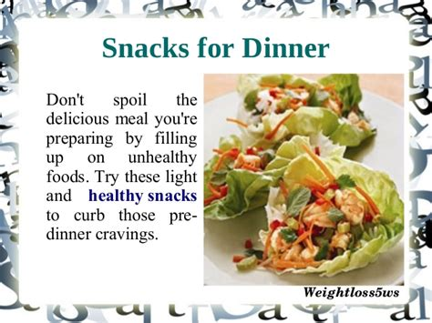 healthy snacks for healthy snacks for weight loss