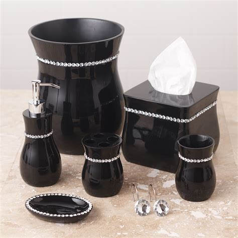 and black bathroom accessories black bathroom accessories