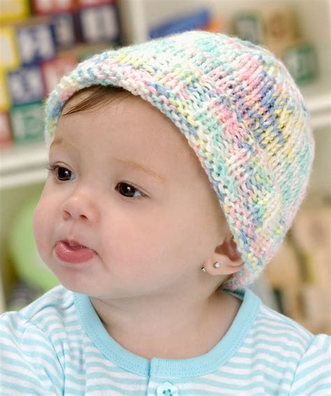 knit baby hat pattern sweet baby hat knitting pattern