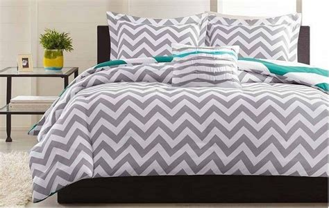 teal and grey comforter set grey white chevron 4 king comforter set zigzag