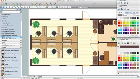 interesting office layout software about room layout