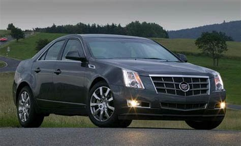 Picture Of Cadillac Cts by 2008 Cadillac Cts 2008 Pictures Information And Specs