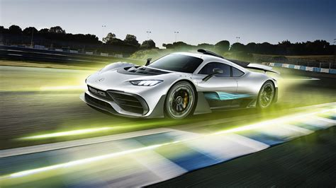 Mercedes Amg by Mercedes Amg Project One