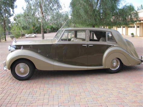 1951 Rolls Royce by 1951 Rolls Royce Silver Wraith 4 Door Sedan 180509