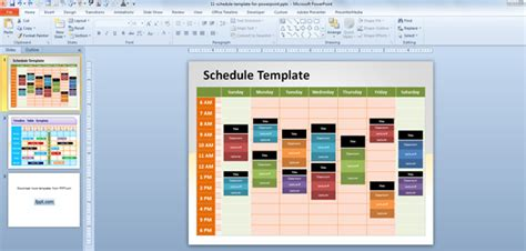 powerpoint timeline template software free editable