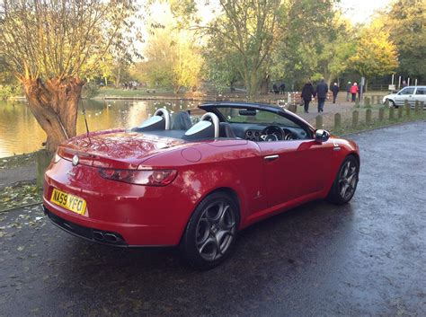 Used Alfa Romeo Spider by Used 2009 Alfa Romeo Spider Jts For Sale In Suffolk