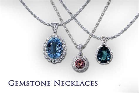 gemstone for jewelry gemstone necklaces jewelry designs