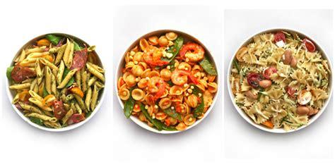 cold pasta dish mix and match pasta salad easy pasta salads